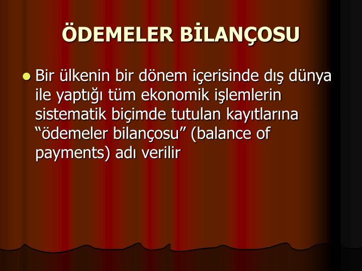 DEMELER BLANOSU