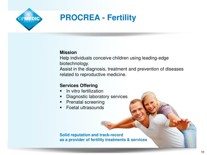 PROCREA - Fertility
