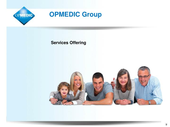 OPMEDIC Group
