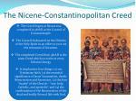 the nicene constantinopolitan creed