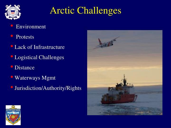 Arctic Challenges