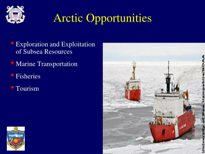 Arctic Opportunities