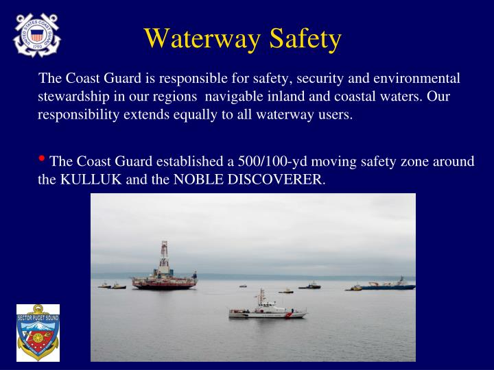 Waterway Safety