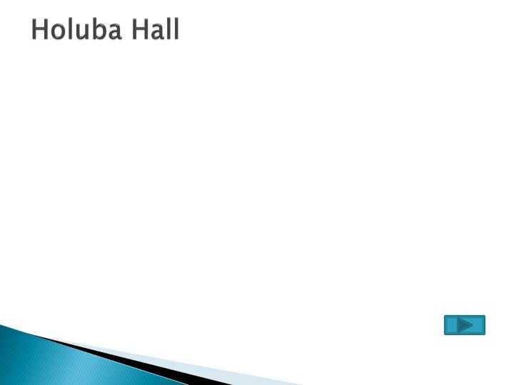 Holuba
