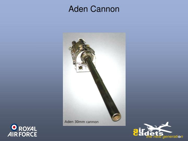 Aden Cannon