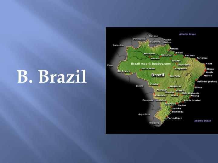 B. Brazil