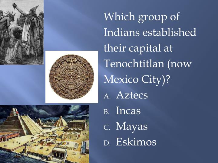 Which group of