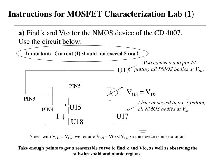 Instructions for MOSFET Characterization Lab (1)