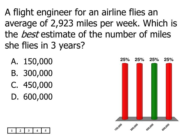 A flight engineer for an airline flies an