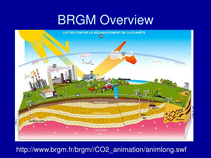 BRGM Overview
