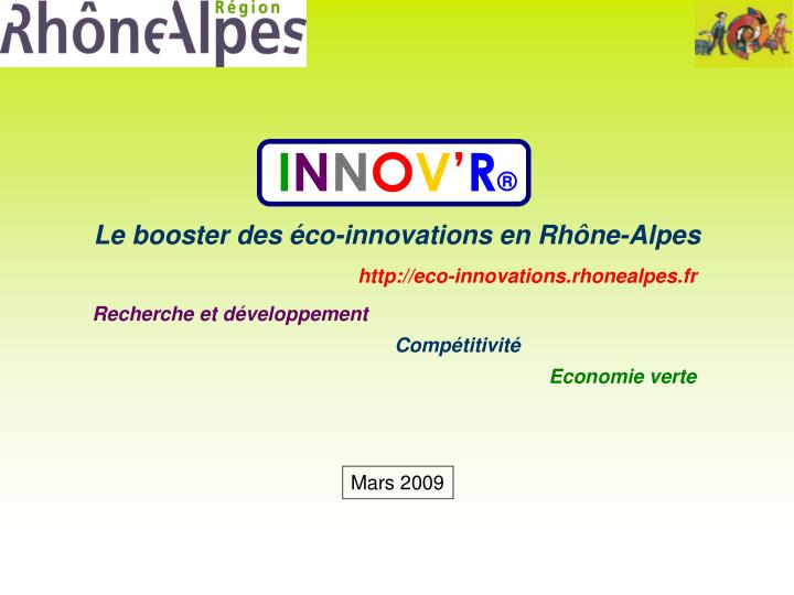 Le booster des co innovations en rh ne alpes