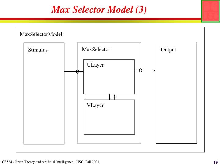 Max Selector Model (3)