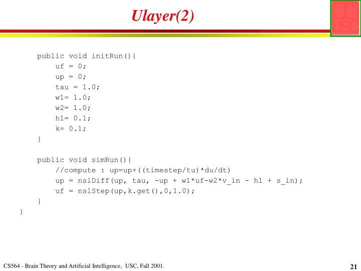 Ulayer(2)