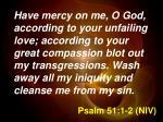 psalm 51 1 2 niv