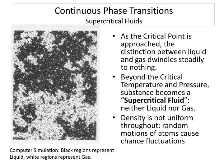 Continuous Phase Transitions