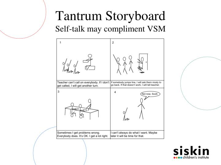Tantrum Storyboard
