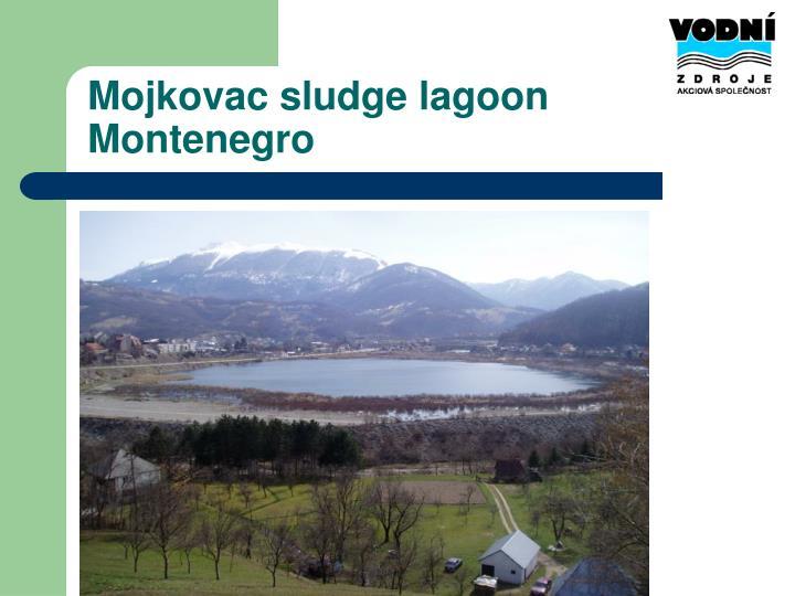 Mojkovac sludge lagoon