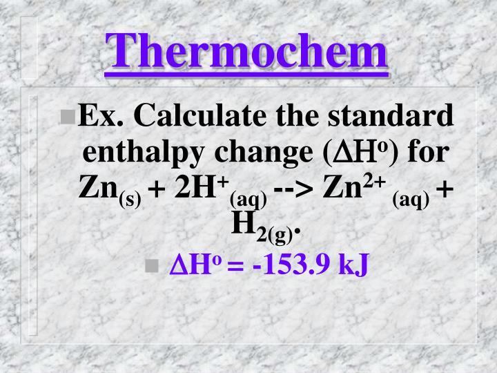 Thermochem