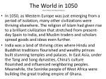 the world in 1050 from prentiss hall world history