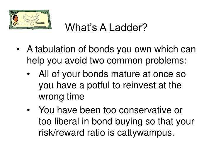 What's A Ladder?