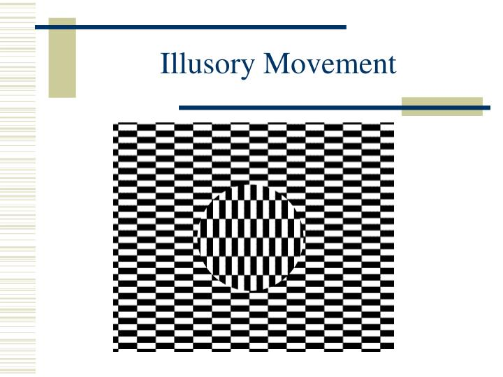 Illusory Movement