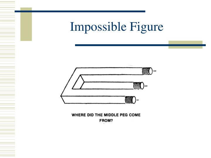 Impossible Figure