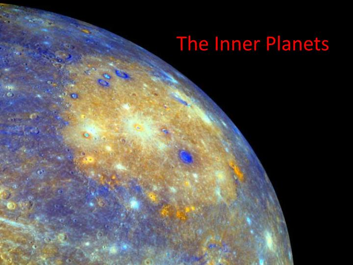 inner and outer planets ppt - photo #45