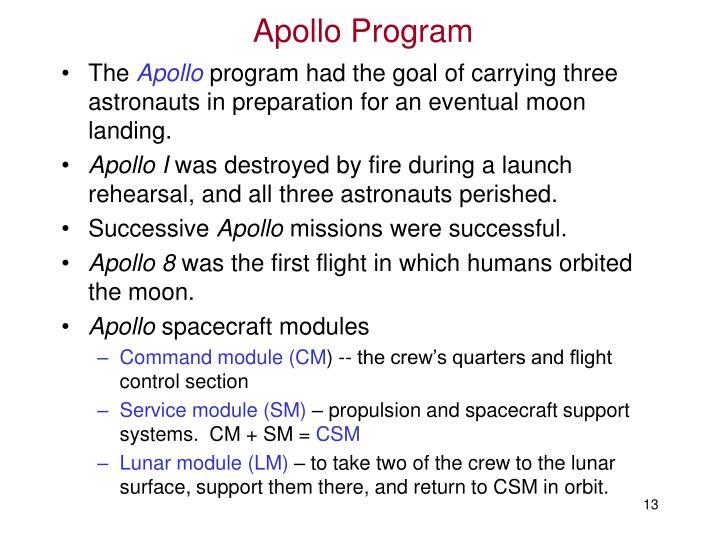 Apollo Program