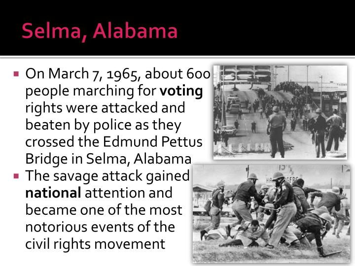 Selma alabama