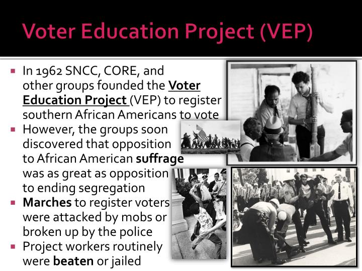 Voter Education Project (VEP)
