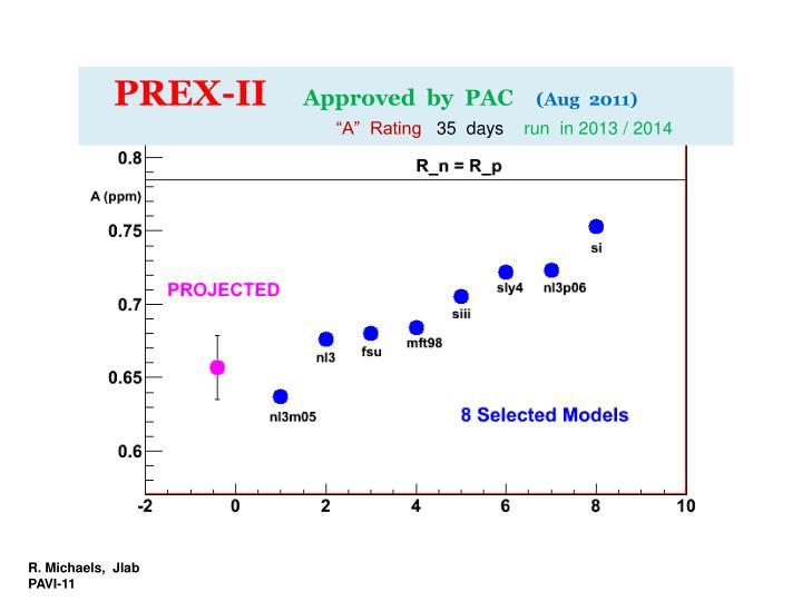 PREX-II