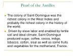 pearl of the antilles