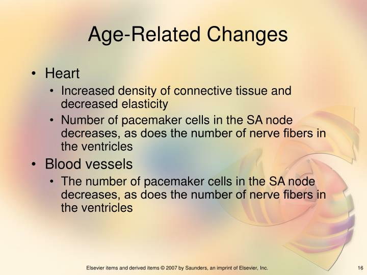 Age-Related Changes