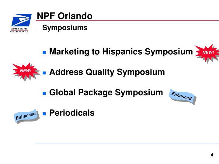 NPF Orlando