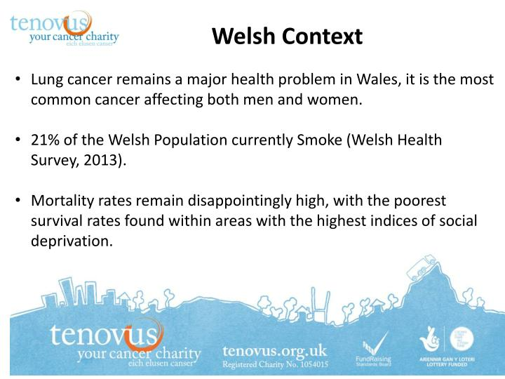 Welsh Context