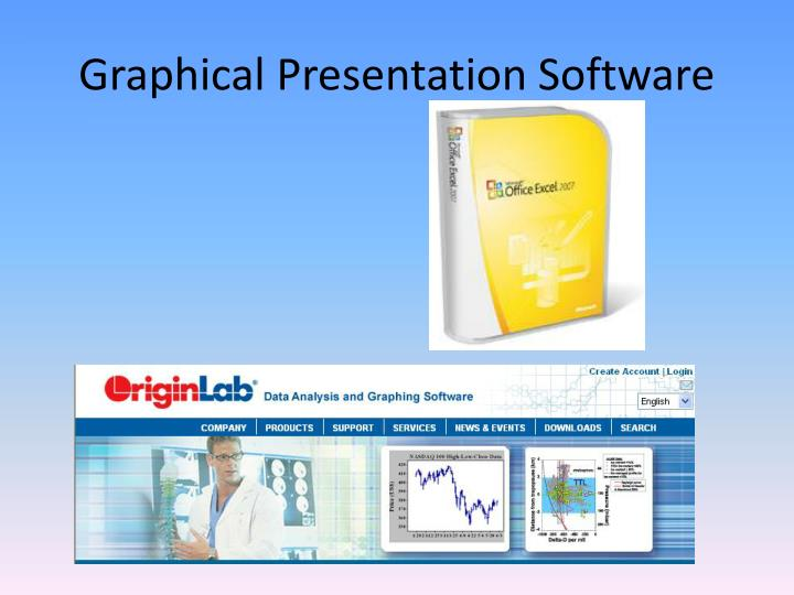 Graphical Presentation Software