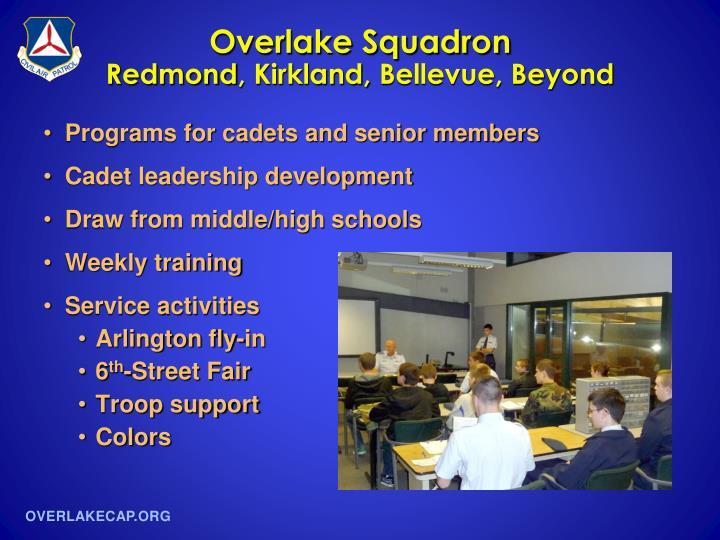 Overlake Squadron