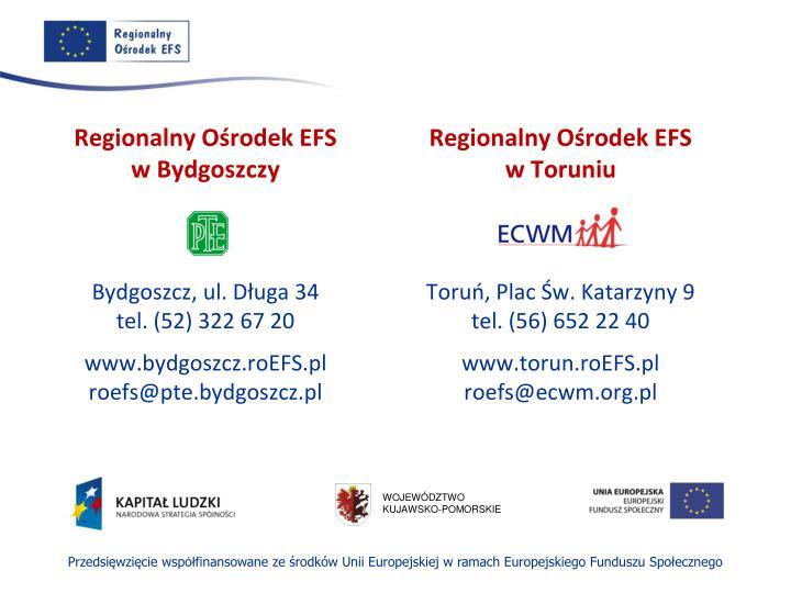 Regionalny Ośrodek EFS