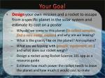 your goal2