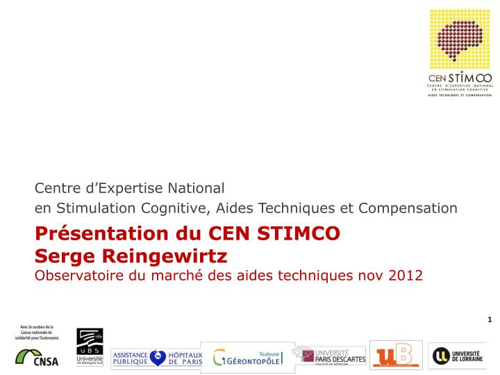 Centre d'Expertise National