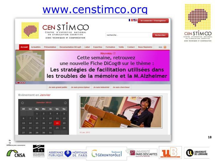 www.censtimco.org