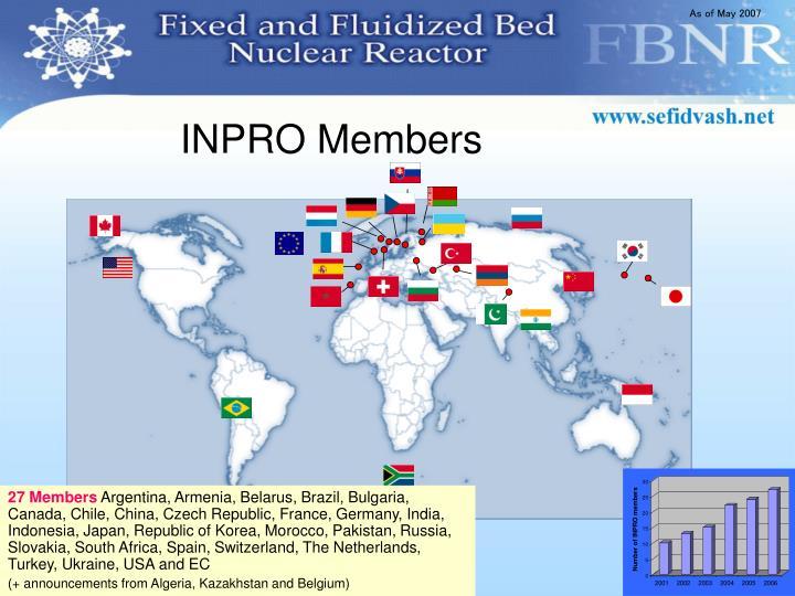 INPRO Members