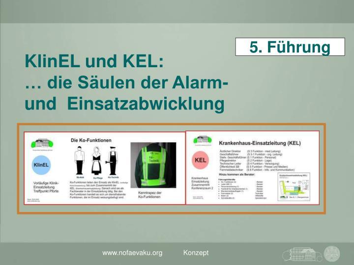 KlinEL und KEL: