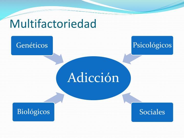 Multifactoriedad