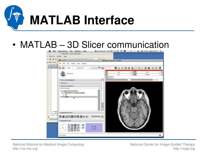 MATLAB Interface