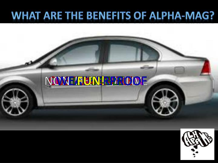 What Are The Benefits of Alpha-