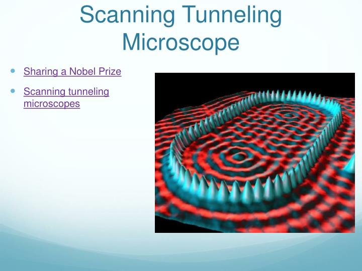 Scanning Tunneling Microscope