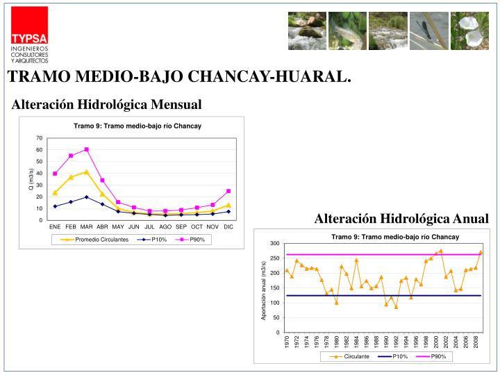 TRAMO MEDIO-BAJO CHANCAY-HUARAL.