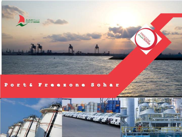 Port & Freezone Sohar