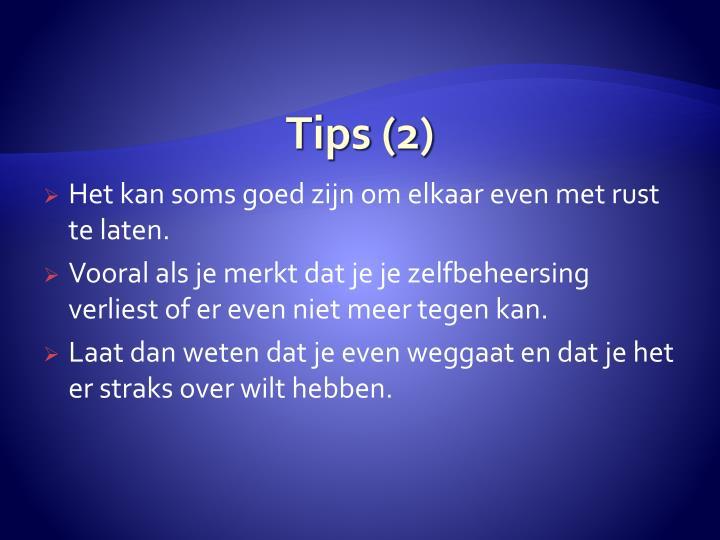 Tips (2)